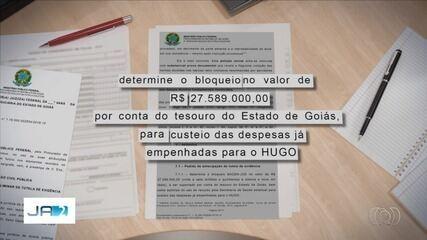 Ministério do Trabalho interdita o Hugo, em Goiânia