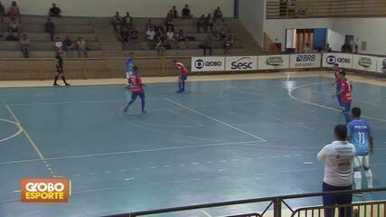 Veja os jogos da rodada da Copa Brasília de futsal