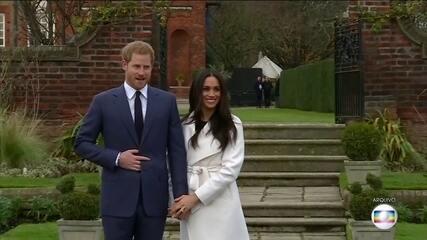 Príncipe Harry e Meghan Markle esperam a chegada do primeiro filho