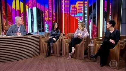 Amora Mautner e Maria Camargo falam sobre a criação da série 'Assédio'