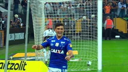 Melhores momentos: Corinthians 1 x 2 Cruzeiro pela decisão da Copa do Brasil