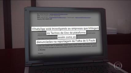 WhatsApp investiga empresas suspeitas de integrar esquema para caluniar Haddad