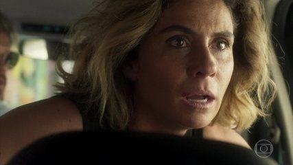 Luzia avista Remy ao fugir com Beto