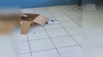Escola em Sorocaba tem urnas destruídas por vândalos: 'Vão para o inferno'