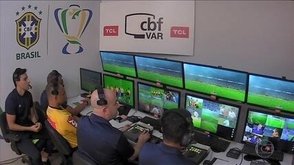 Inter sofre com erros de arbitragem e volta com debate sobre uso do VAR no Brasileirão
