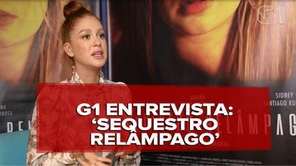 'Sequestro relâmpago' é suspense com Marina Ruy Barbosa