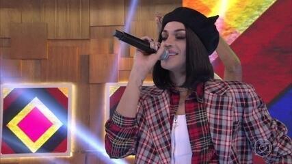 Pabllo Vittar canta 'Disk Me'