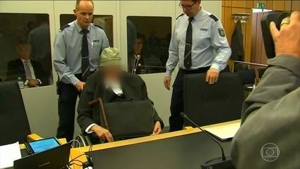Começa julgamento de ex-guarda de campo de concentração nazista