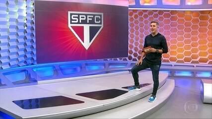 Lugano fala sobre a insatisfação do Nenê em ficar no banco de reservas do São Paulo.