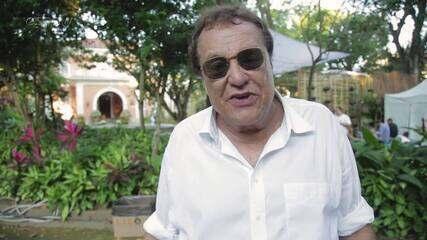 Dennis Carvalho faz balanço da novela 'Segundo Sol'