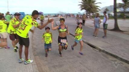 Rosecler Costa bate recorde pessoal em prova no Havaí