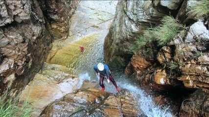 Expedição Brasil explora as belezas da Serra da Canastra em Minas Gerais