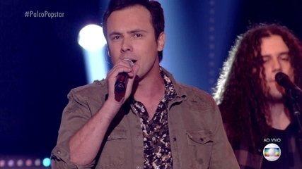 Sergio Guizé cantou 'Não Quero Dinheiro (Eu Só Quero Amar)'
