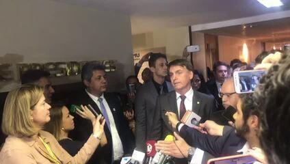 Bolsonaro disse que a pasta do Trabalho manterá status de ministério em seu governo