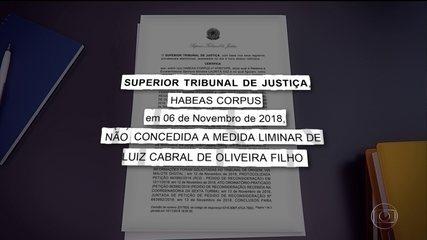STJ nega habeas corpus ao prefeito Lula Cabral, do Cabo, pela segunda vez