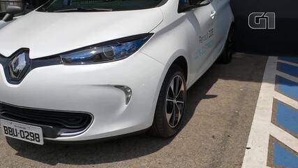 Salão do Automóvel 2018: como é o test-drive dos elétricos?