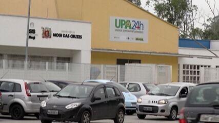 UPA do Rodeio, em Mogi, conta com estacionamento