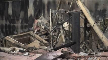Maior incêndio da história da Califórnia deixa mais de mil desaparecidos e 74 mortos