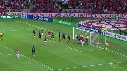 Veja os gols de quarta-feira (21) do Campeonato Brasileiro