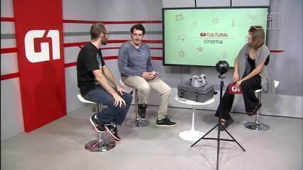 G1 Cultural: Diretores de Brasília gravam curta em realidade virtual com câmera 360º