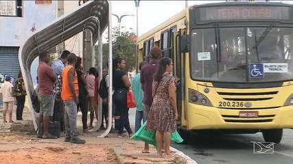 Mais de 500 assaltos a ônibus foram registrados em São Luís