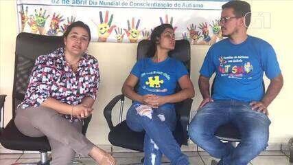 Pais se unem para fundar associação que ajuda famílias com filhos autistas, em Goiânia