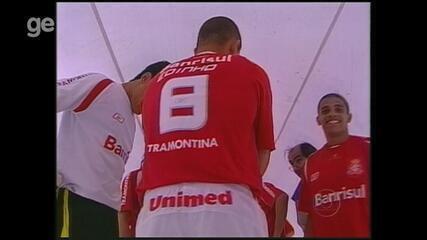 Inter vence Boca Juniors na Bombonera e avança na Sul-Americana 2008