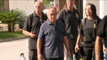 PF cumpre mandados de prisão contra Pezão, secretário de Obras do RJ e outras 7 pessoas