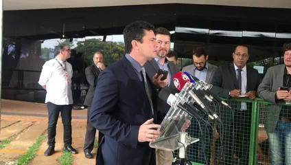 'Esse é o último indulto com tão ampla generosidade', diz Sérgio Moro