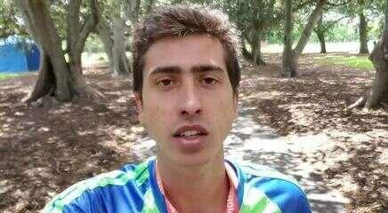 Caio Bonfim comenta medalha de ouro no Campeonato Australiano de marcha atlética
