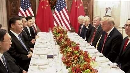 Bolsas operam em alta depois de acordo entre EUA e China