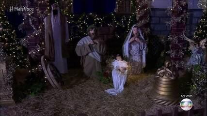 Já é Natal em Holambra e Gramado!