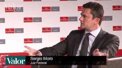 Sergio Moro nega pretensão política e fala sobre Operação Lava-Jato