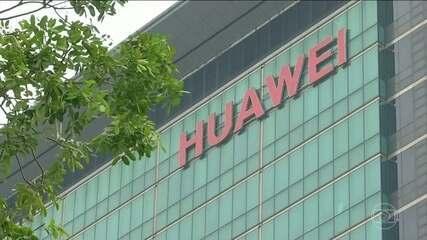 A prisão da vice-presidente da Huawei azedou ainda mais a relação entre EUA e China