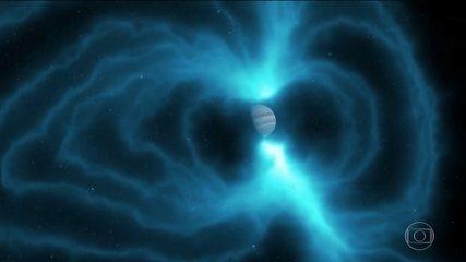 Sonda capta imagens inéditas de Júpiter