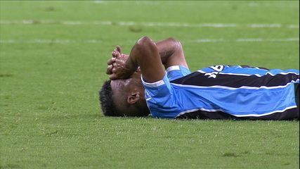Grêmio lidera número de lesões e repete estatística de 2017