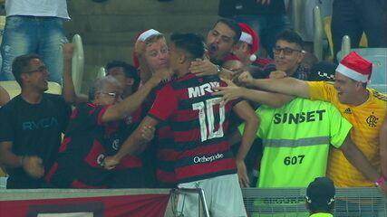 O gol de Flamengo 1 x 0 Fluminense pela final da Copa do Brasil Sub-17