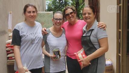 Voluntários fazem Ação de Natal para ajudar moradores da Ilha Grande dos Marinheiros