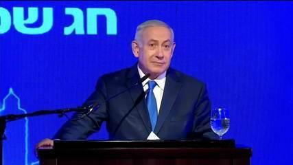 Premiê de Israel vai ficar para posse de Bolsonaro