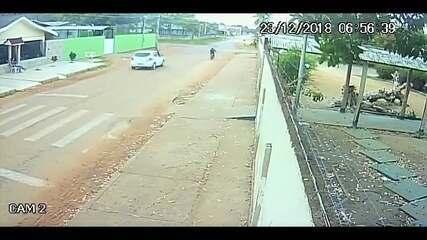 Vídeo mostra ação de agentes da FN que terminou com mecânico morto