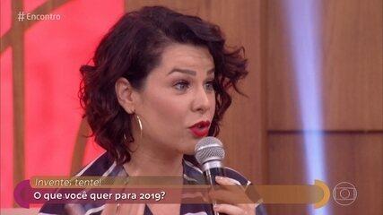 Fernanda Souza fala sobre decisão de não trabalhar em 2019; confira!