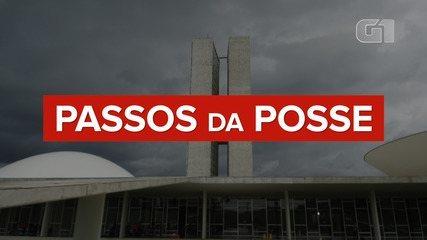Veja o roteiro da posse presidencial de Jair Bolsonaro em Brasília