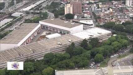 Apenas sete escolas de samba se mudaram para a Fábrica do Samba