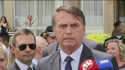 Aposentadoria: Bolsonaro defende idade mínima de 62 anos para homens e 57 para mulheres