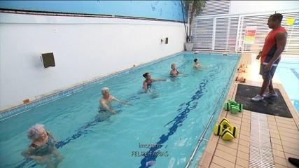 Atividades físicas podem ajudar a prevenir o Alzheimer, diz pesquisa da UFRJ