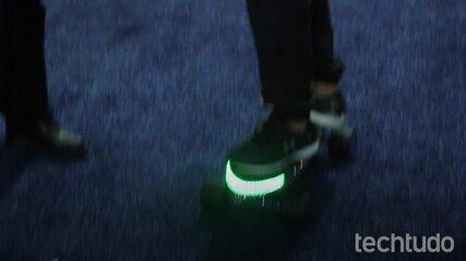 Skate 'do futuro' é destaque na CES 2019