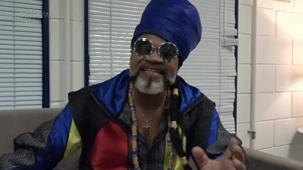 Carlinhos Brown conta o que sente antes de subir no palco do 'The Voice Kids'