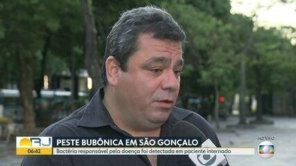 Exame confirma diagnóstico de peste bubônica em paciente internada em São Gonçalo