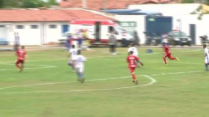 Parnahyba perde por 4 a 1 para o 4 de Julho em esquenta para o Piauiense 2019