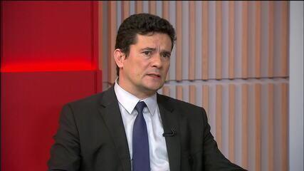 """Moro diz que """"saudosismo"""" da ditadura é motivado pela descrença na democracia"""